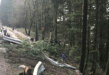 1 Vehicle Crash