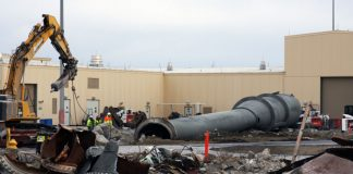 Flashback: Depot Demolition