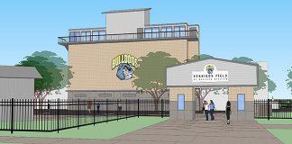Kennison Field renovation project