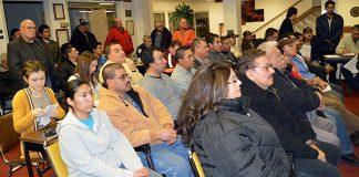 Council Audience