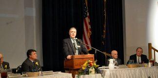 Steve Eldrige Retires