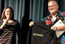 Pat Hart Retirement