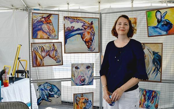 2015-16 Eastern Oregon Art Festival