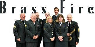Brass Fire will perform a free concert on Monday, Aug. 1 in Boardman.