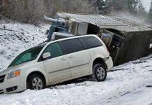 5-vehicle Crash 1