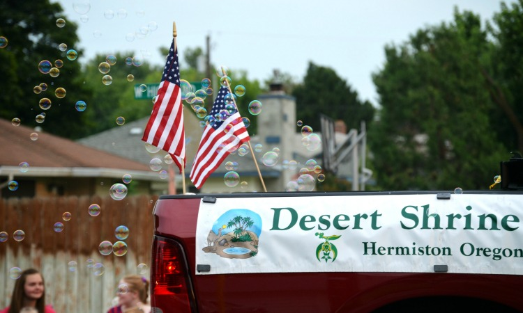 2014 Umatilla County Fair Parade