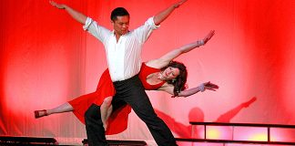 Dancing Gallery - Sally Hansell