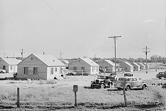 Depot Housing