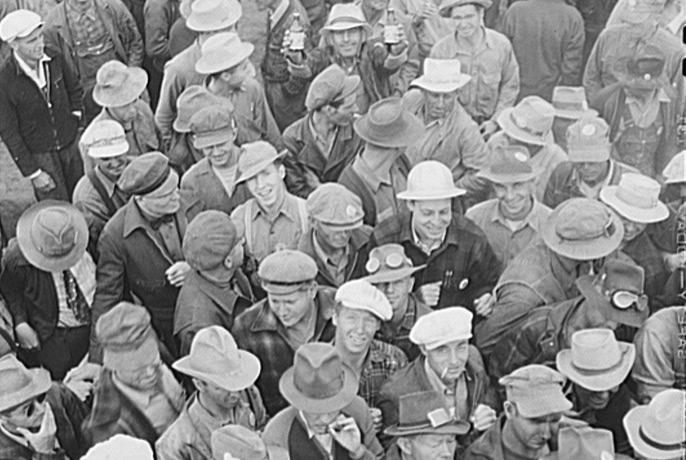Depot Workmen