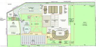 EOTEC Site Plan