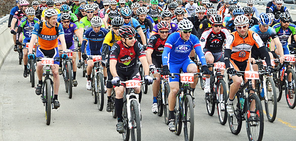 Echo Bike Race 2014