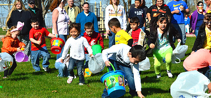 Umatilla Easter Egg Hunt