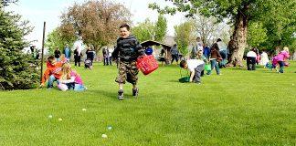 Umatilla Easter Egg Hunt