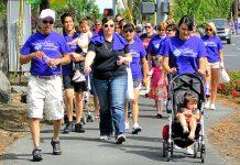 Epilepsy walk