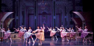 Eugene Ballet Cinderella