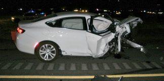 Fatal Crash I-84