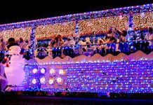 Lighted Parade