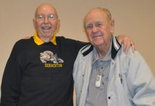 Frank and Tom Harper