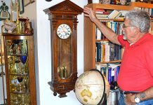 Dick Jackson Clock