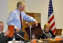 George Anderson Resigns