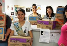 Girl Scouts Donate