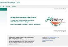 Hermiston Municipal Code