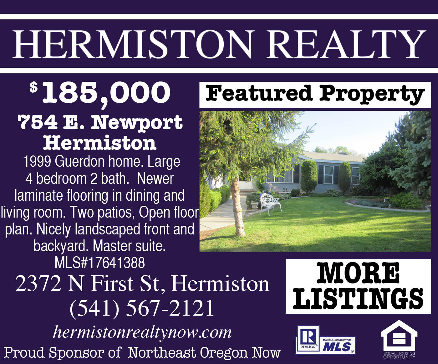 Hermiston Realty Side Ad No. 2 5-22-17 (126)