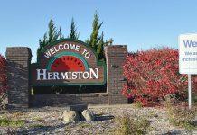 Hermiston Sign