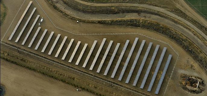 Hermiston Solar Array