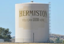 Hermiston on the Rise