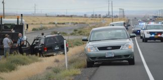 Highway 395 Accident