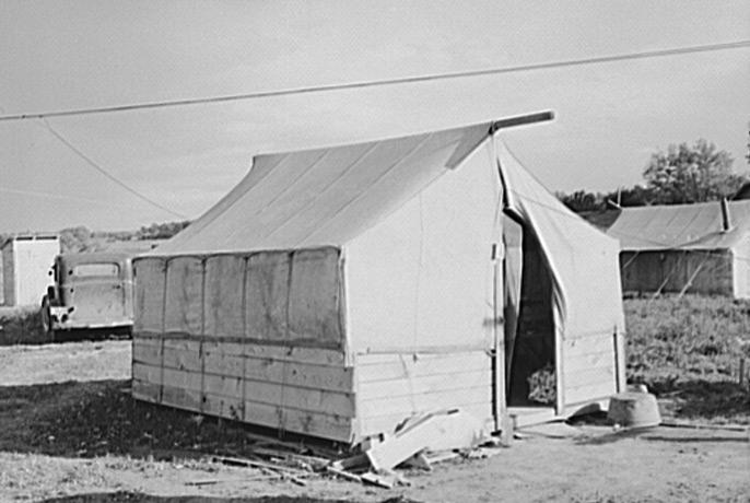 Housing Tent