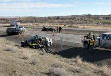 I 82 Fatal Crash