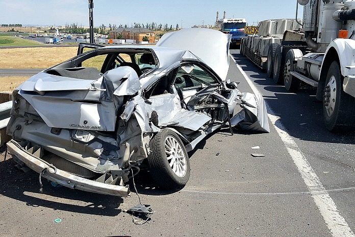 2 Seriously Injured in Crash on Highway 207   Northeast Oregon Now