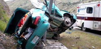 I-84 Crash Near Huntington