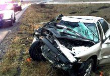 I-82 Wreck