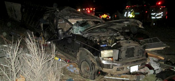 14-Year-Old Dies in I-84 Accident | Northeast Oregon Now