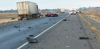 Interstate 84 Fatality