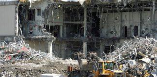 Depot Demolition