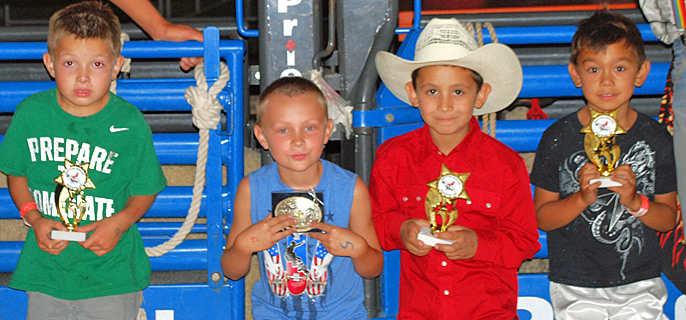 Muttin Bustin winners