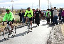 Oxbow Trail Dedication