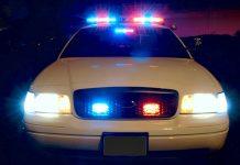Police Car Lights Full