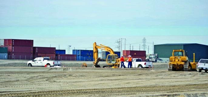 Port Storage Facility