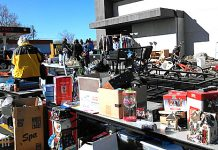 Robotics yard sale 1