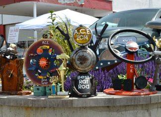A.C.E. Car Show Trophies