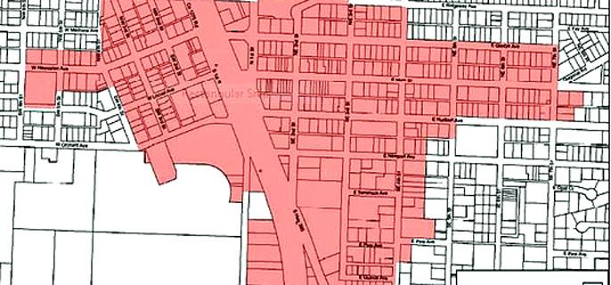 Urban Growth Map