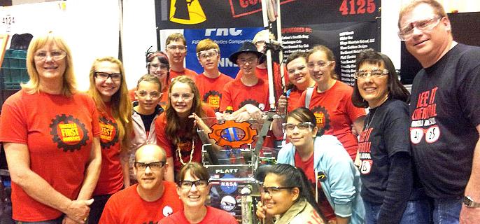 UHS Robotics in St. Louis