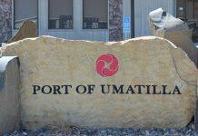Umatilla, Port Dispute