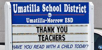 Umatilla School Board
