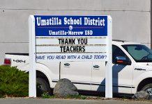 Umatilla School District